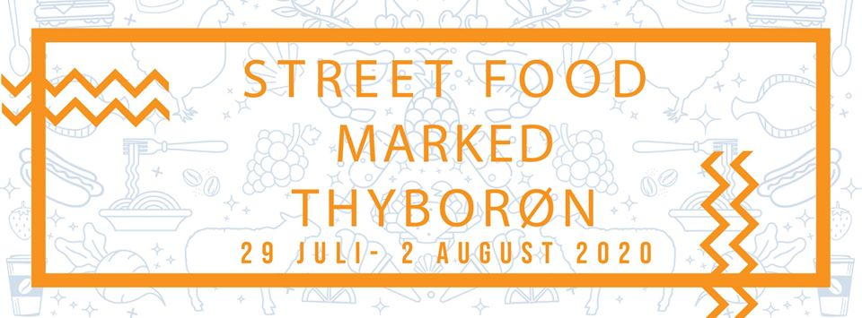 Thyborøn Street Food Marked 2020
